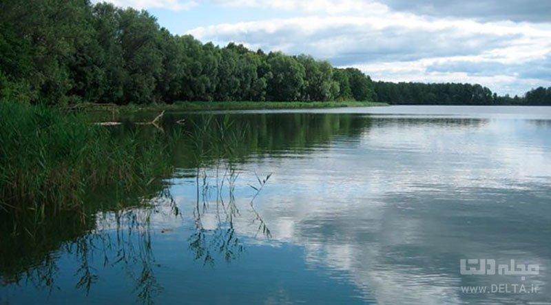 دریاچه ترسناک روسیه