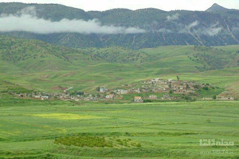 روستای ساتیان ایوان
