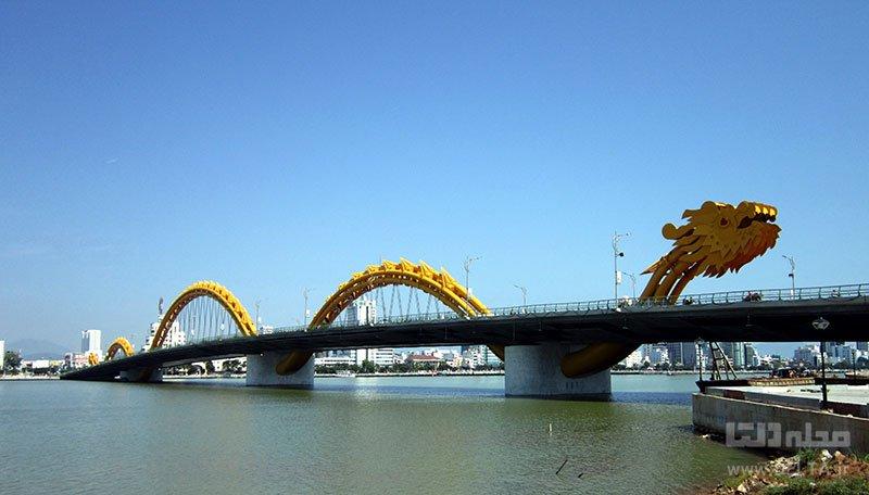 پل اژدها دانانگ
