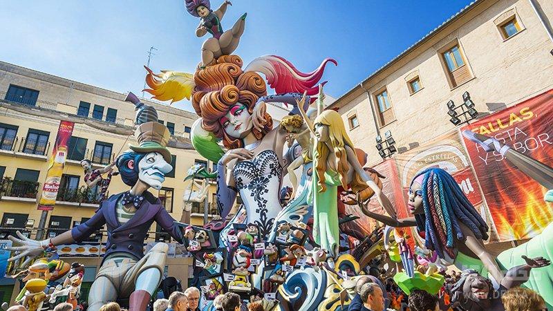 معروف ترین فستیوال های اسپانیا