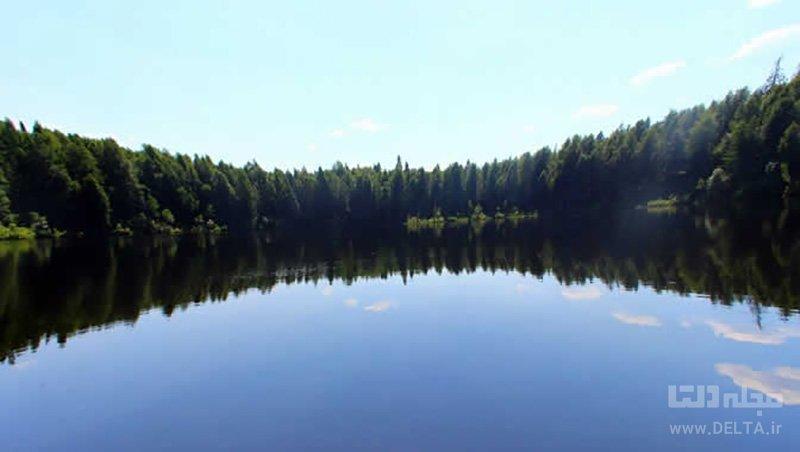 دریاچه شیطان
