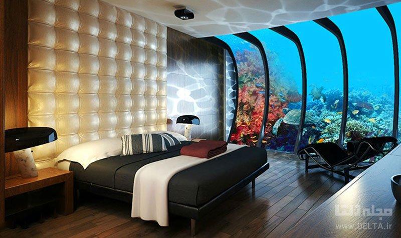 هتل واتر دیسکوز در دبی