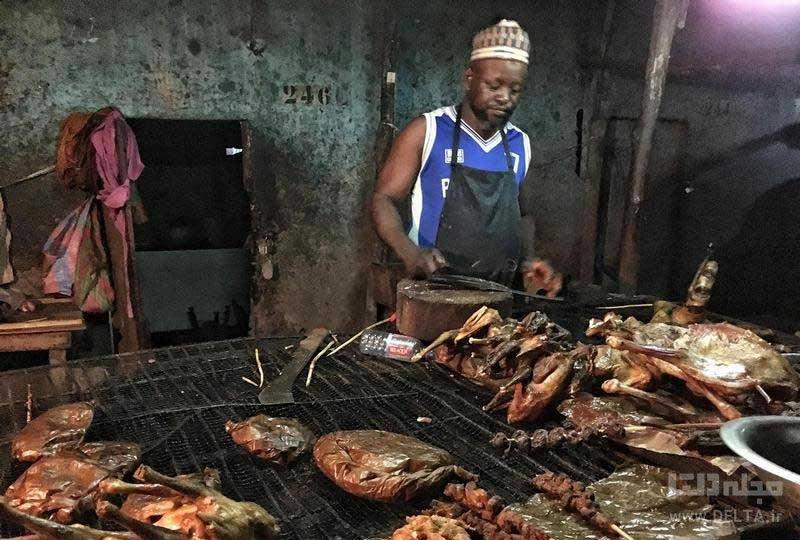 بازار ترسناک آفریقا