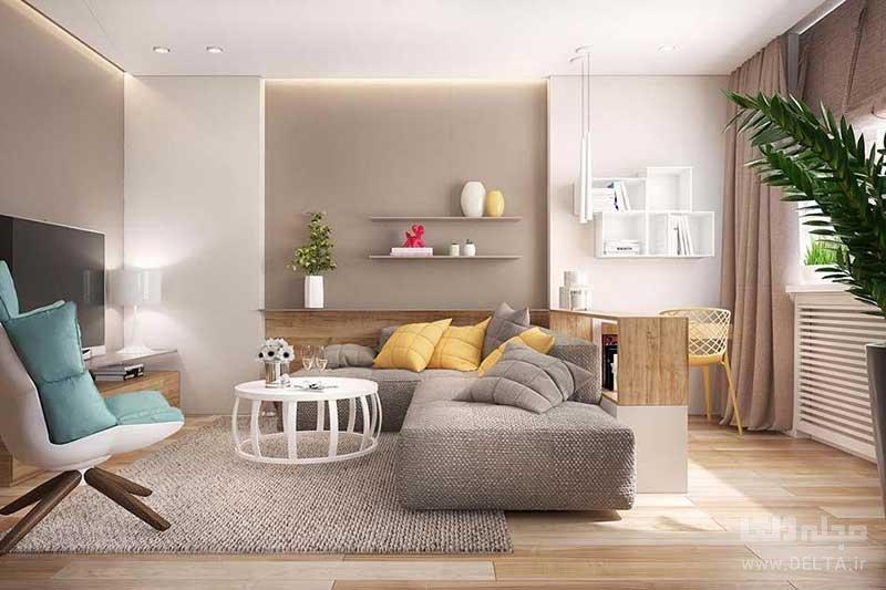 دکوراسیون ساده خانه
