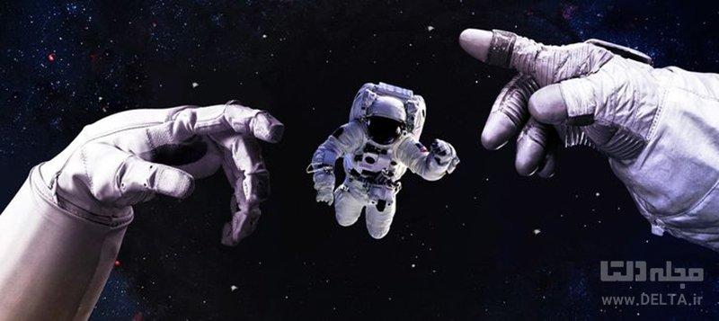 اتفاقات عجیب در فضا
