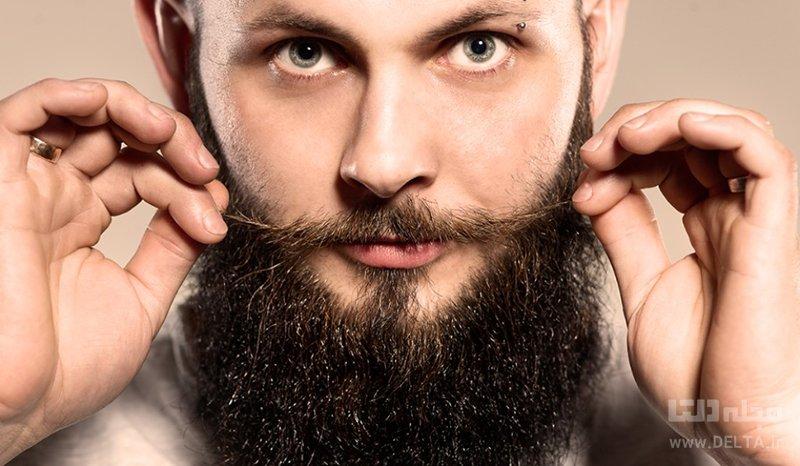 ریش در مردان