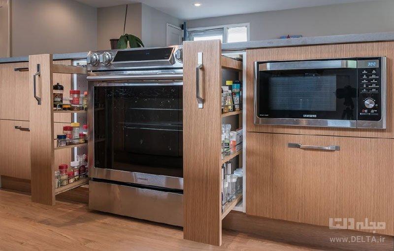 ترفندهای دکوراسیون آشپزخانه