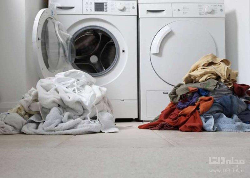 شست وشوی لباس