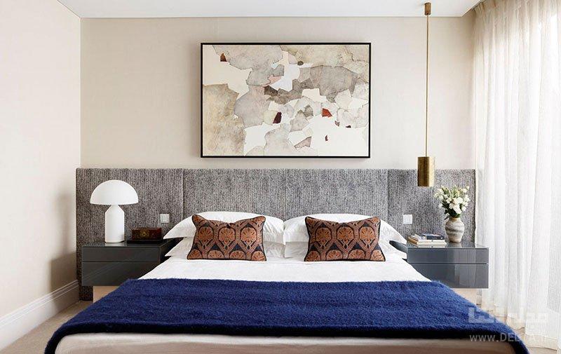 پرده مناسب برای اتاق خواب کوچک