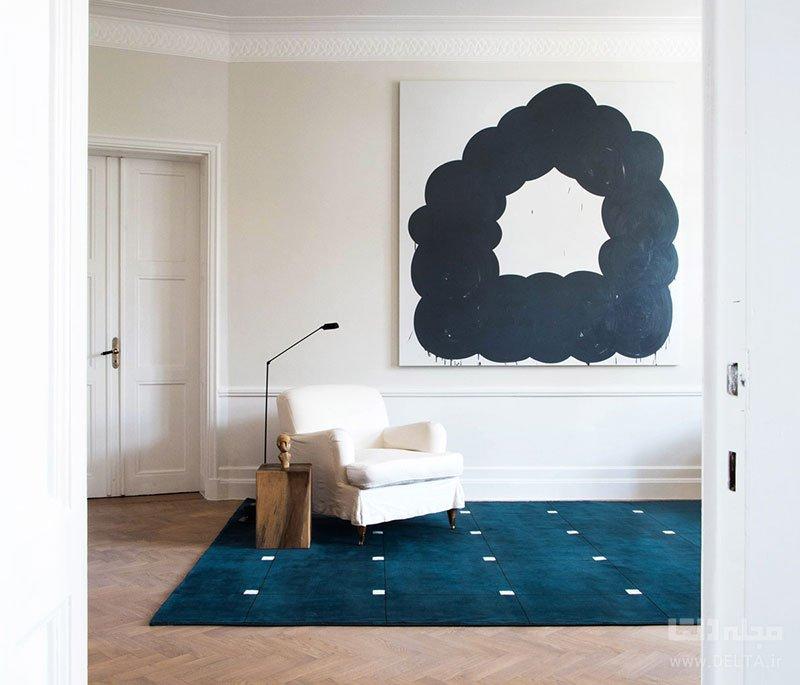 فرش های طبیعی