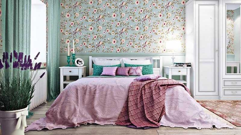 دکور زیبای اتاق خواب