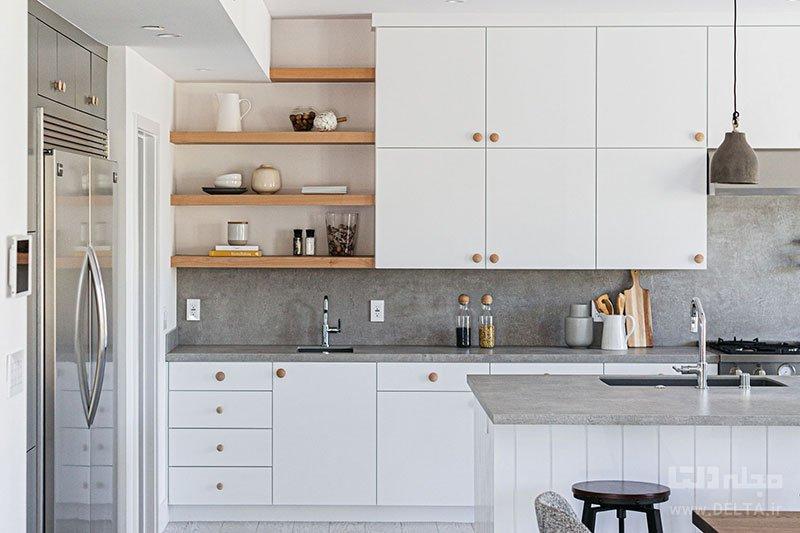 ایده هایی برای آشپزخانه کوچک