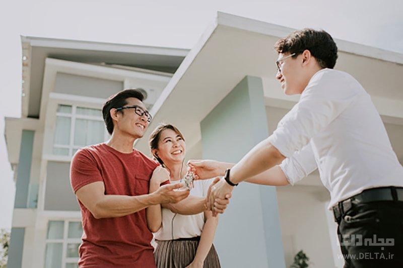مشکلات معامله خانه