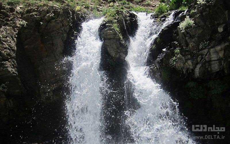 آبشارهای اطراف تهران