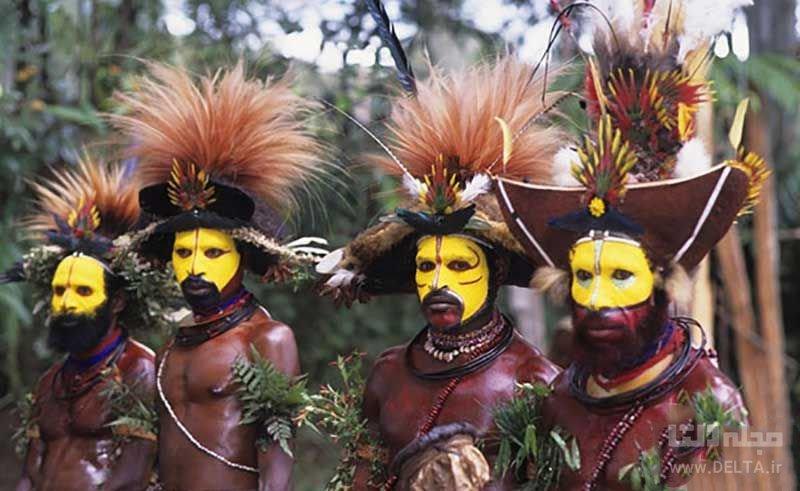 قبیله هولی ویگمن