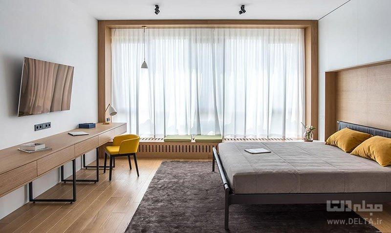 ایده هایی برای اتاق خواب کوچک