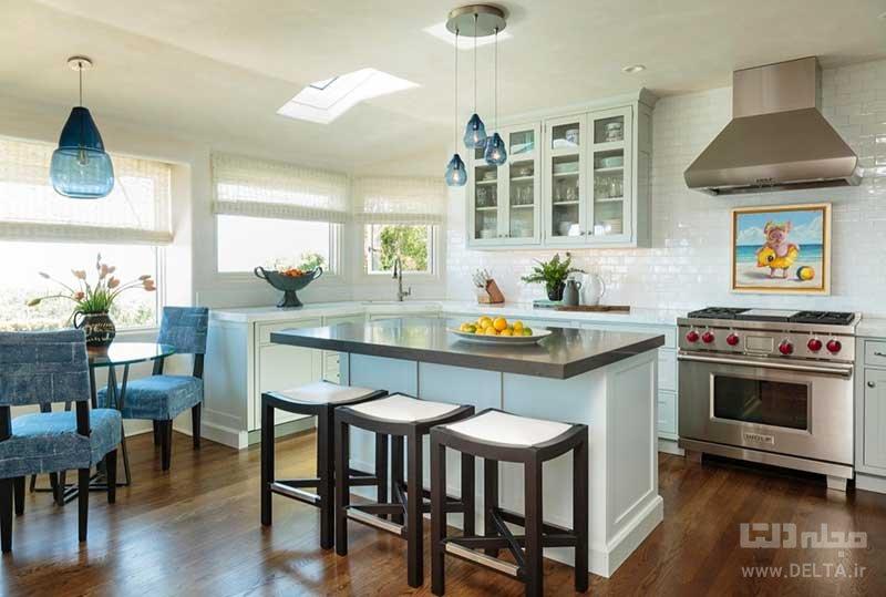 وجود نوردر آشپزخانه