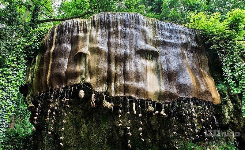 آبشار شیپتون در انگلستان